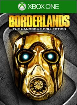 Borderlands: The Handsome Collection (Xbox One) by 2K Games Box Art