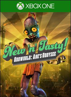 Oddworld: Abe's Oddysee - New 'n' Tasty (Xbox One) by Microsoft Box Art