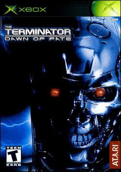 The Terminator: Dawn of Fate (Xbox) by Atari Box Art