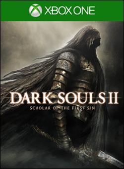 Dark Souls II: Scholar of the First Sin (Xbox One) by Ban Dai Box Art