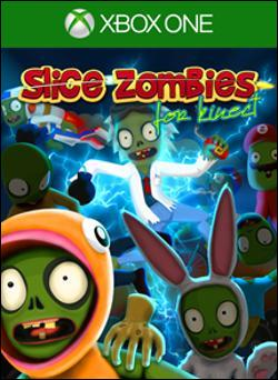 Slice Zombies for Kinect (Xbox One) by Microsoft Box Art