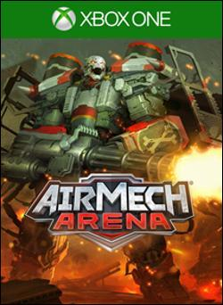 AirMech Arena (Xbox One) by Ubi Soft Entertainment Box Art
