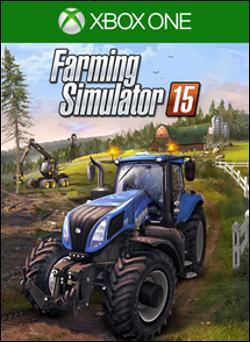 Farming Simulator 15 (Xbox One) by Microsoft Box Art