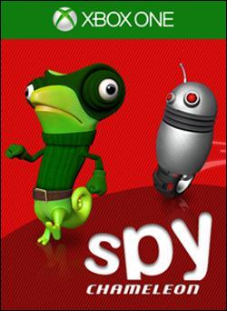 Spy Chameleon (Xbox One) by Microsoft Box Art