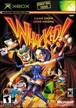 Whacked! (Xbox) by Microsoft Box Art