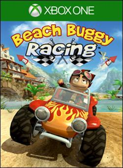 Beach Buggy Racing (Xbox One) by Microsoft Box Art