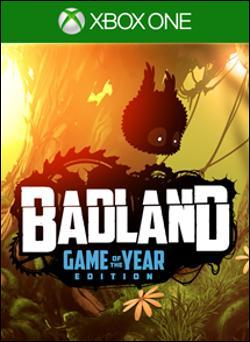 BADLAND: Game of the Year Edition (Xbox One) by Microsoft Box Art