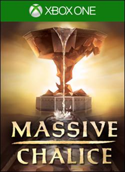 Massive Chalice (Xbox One) by Microsoft Box Art