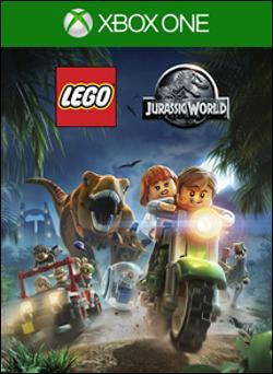 LEGO Jurassic World (Xbox One) by Warner Bros. Interactive Box Art