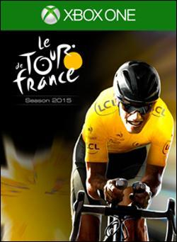 Tour de France 2015 (Xbox One) by Microsoft Box Art