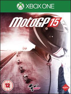 MotoGP 15 (Xbox One) by Microsoft Box Art
