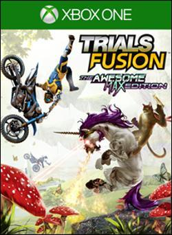 Trials Fusion: The Awesome MAX Edition (Xbox One) by Ubi Soft Entertainment Box Art