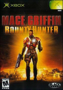 Mace Griffin: Bounty Hunter (Xbox) by Vivendi Universal Games Box Art