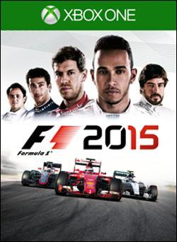 F1 2015 (Xbox One) by Codemasters Box Art