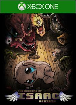 The Binding of Isaac: Rebirth (Xbox One) by Microsoft Box Art