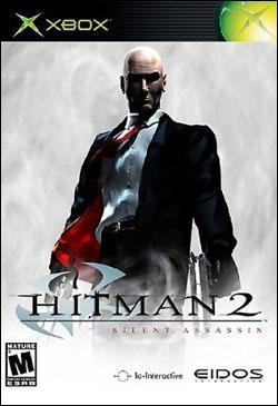 Hitman 2: Silent Assassin (Xbox) by Eidos Box Art