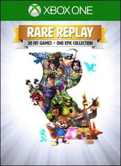 Rare Replay (Xbox One) by Microsoft Box Art