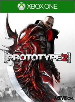 Prototype 2 (Xbox One) by Activision Box Art