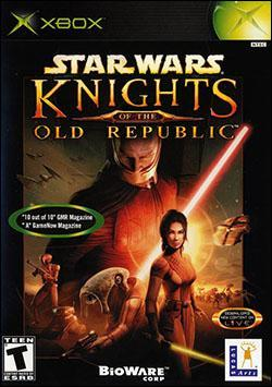 Star Wars: Knights of the Old Republic (Xbox) by LucasArts Box Art