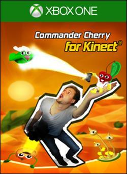 Commander Cherry for Kinect (Xbox One) by Microsoft Box Art
