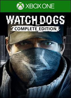 Watch Dogs: Complete Edition (Xbox One) by Ubi Soft Entertainment Box Art