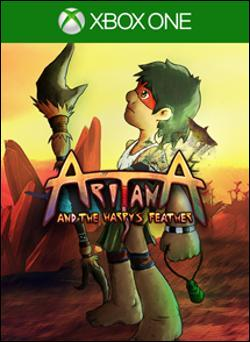 Aritana and the Harpy's Feather (Xbox One) by Microsoft Box Art