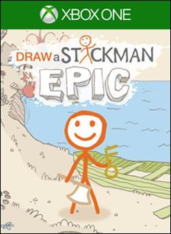 Draw a Stickman: EPIC (Xbox One) by Microsoft Box Art