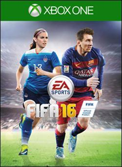 FIFA 16 (Xbox One) by Electronic Arts Box Art