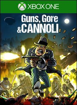 Guns, Gore & Cannoli (Xbox One) by Microsoft Box Art