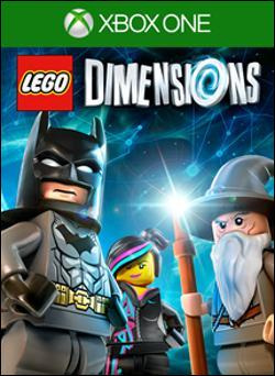 LEGO Dimensions (Xbox One) by Warner Bros. Interactive Box Art