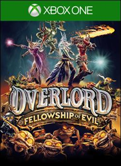 Overlord: Fellowship of Evil (Xbox One) by Codemasters Box Art
