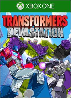 Transformers: Devastation (Xbox One) by Activision Box Art