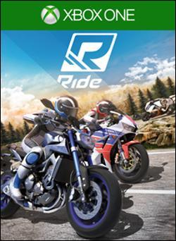 RIDE (Xbox One) by Ban Dai Box Art