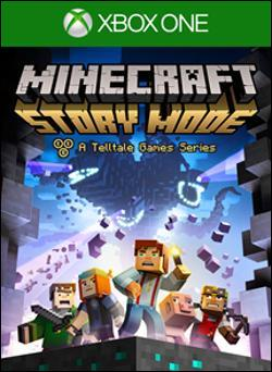 Minecraft: Story Mode (Xbox One) by Telltale Games Box Art