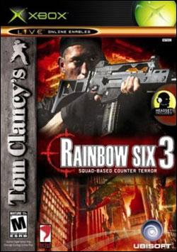 Tom Clancy's Rainbow Six 3 Box art