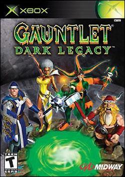 Gauntlet Dark Legacy (Xbox) by Midway Home Entertainment Box Art
