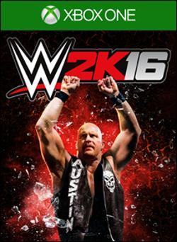 WWE 2K16 (Xbox One) by 2K Games Box Art