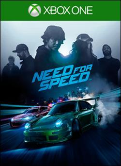 Need for Speed (Xbox One) by Electronic Arts Box Art