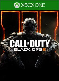 Call of Duty: Black Ops III (Xbox One) by Activision Box Art