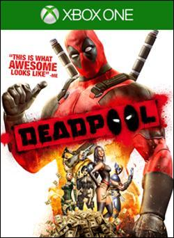 Deadpool (Xbox One) by Activision Box Art