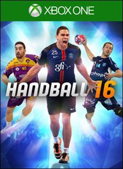 Handball 16 (Xbox One) by Microsoft Box Art