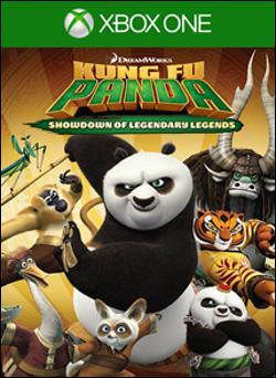 Kung Fu Panda: Showdown of Legendary Legends (Xbox One) by Microsoft Box Art