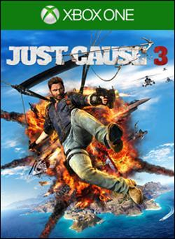Just Cause 3 (Xbox One) by Square Enix Box Art