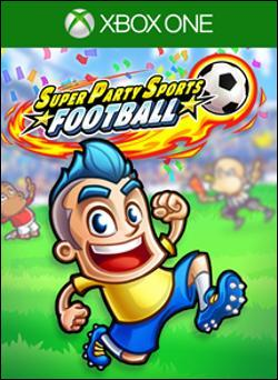 Super Party Sports: Football (Xbox One) by Microsoft Box Art
