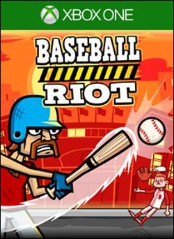 Baseball Riot (Xbox One) by Microsoft Box Art