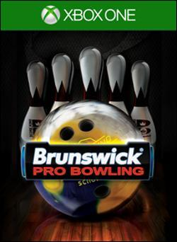 Brunswick Pro Bowling (Xbox One) by Crave Entertainment Box Art