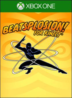 Beatsplosion for Kinect (Xbox One) by Microsoft Box Art