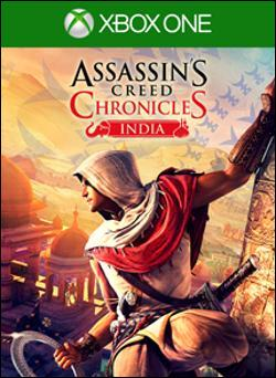 Assassin's Creed Chronicles: India (Xbox One) by Ubi Soft Entertainment Box Art