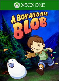 A Boy and His Blob (Xbox One) by Majesco Box Art