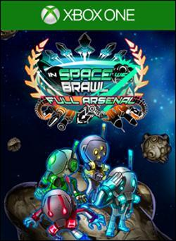 In Space We Brawl: Full Arsenal Edition (Xbox One) by Microsoft Box Art